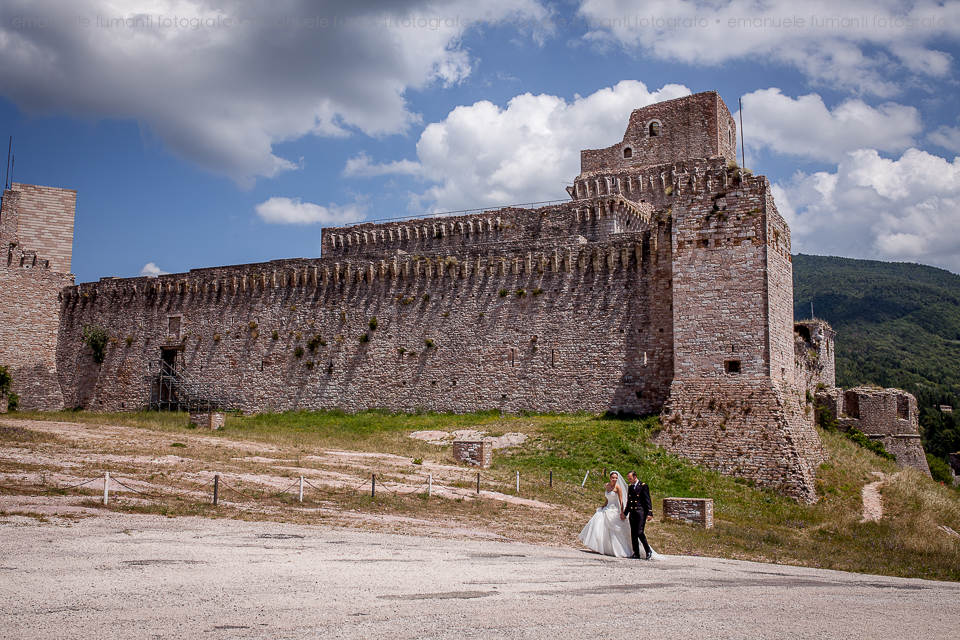 rocca assisi