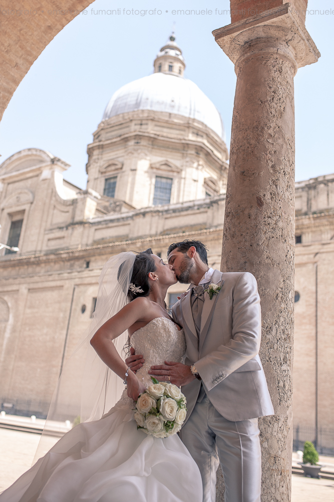 santa maria degli angeli wedding
